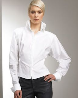 17 Best ideas about High Collar Shirts on Pinterest | High collar ...