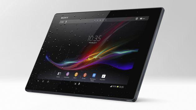 #Tablet Xperia Z: Resistencia y poder. #Peru21