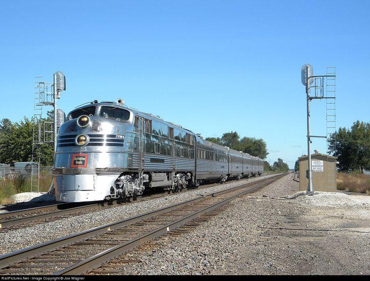 131 Best Images About Railroads Chicago Burlington