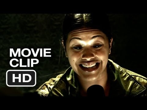 Filly Brown Movie CLIP - Studio (2013) - Lou Diamond Philips Movie HD