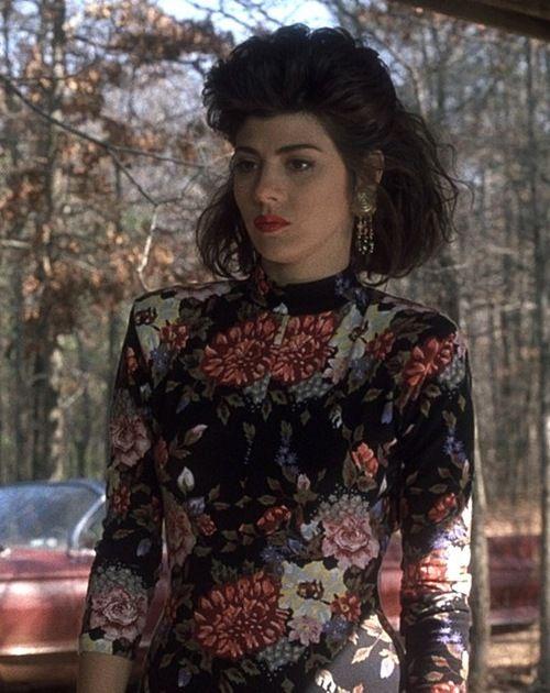 "Marisa Tomei as Mona Lisa Vito in ""My Cousin Vinny"""