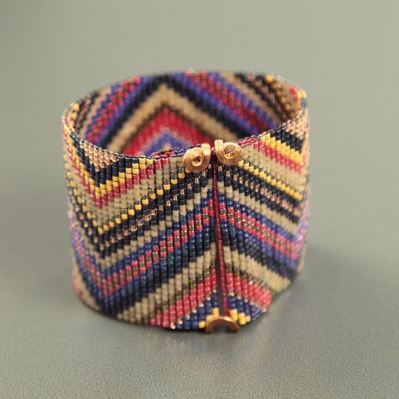 1000 images about peyote brick stitch seed beads on for Thunderbird jewelry albuquerque new mexico