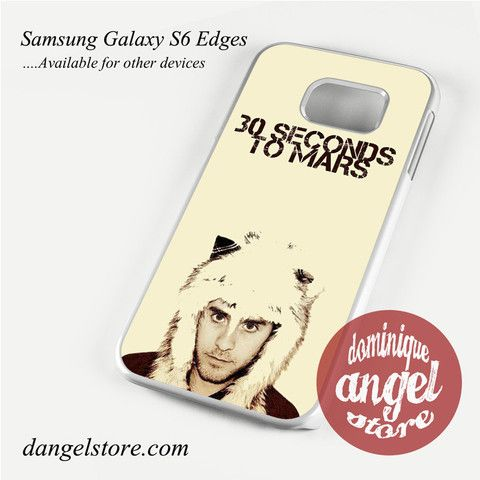 30 Seconds to Mars Jared Letto Phone Case for Samsung Galaxy S3/S4/S5/S6/S6 Edge