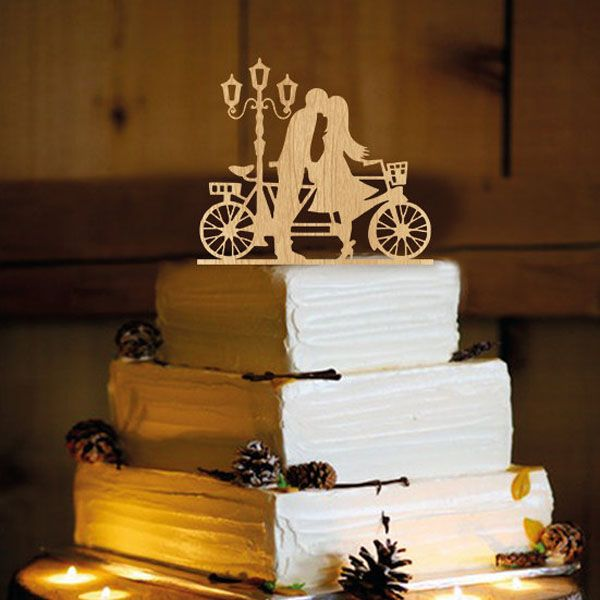 Best Unique Wedding Cake Toppers Ideas On Pinterest Cake