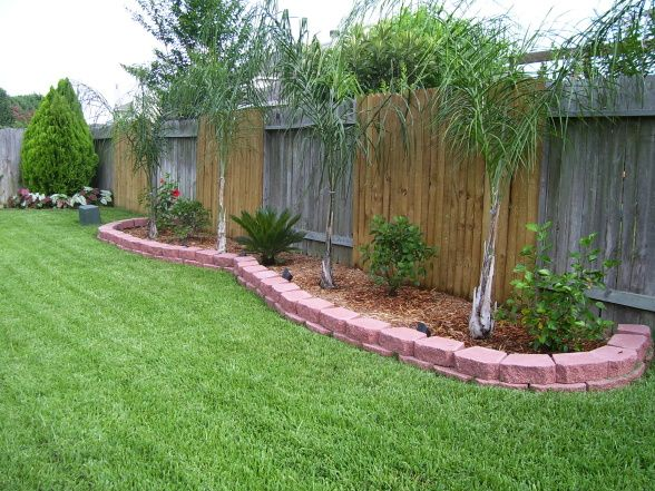 17 best ideas about tropical backyard landscaping on for Low maintenance tropical landscaping