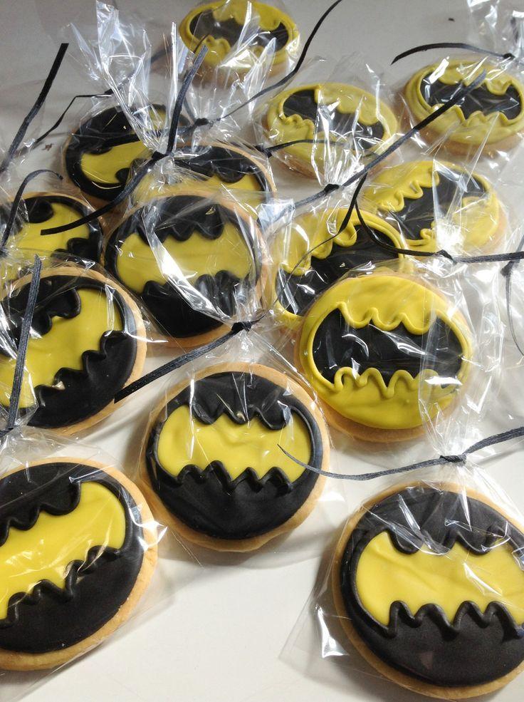 Tartas De Chocolate Decoradas De Batman