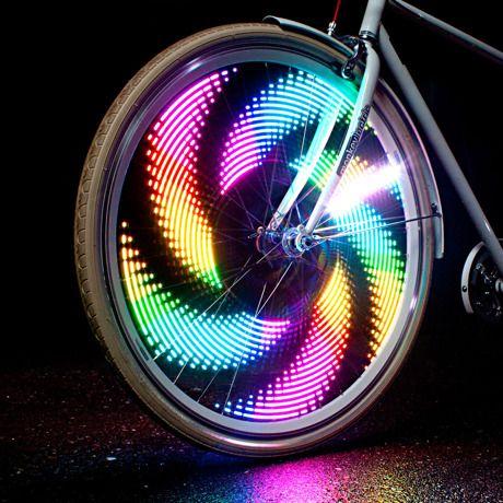 M232モデル 自転車ホイール専用ネオンライト - モンキーライト by MonkeyLectric