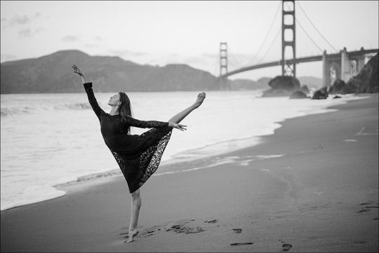 Isabella Walsh - Marshall's Beach, San Francisco