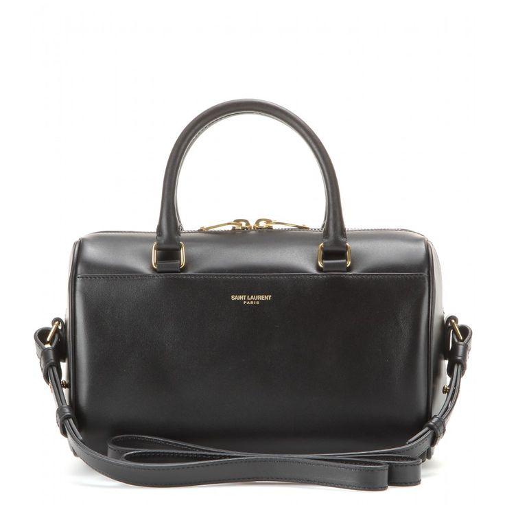 Duffle 3 Mini Leather Bowling Bag | Saint Laurent Paris