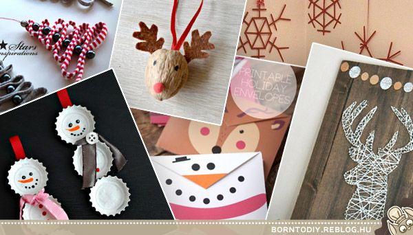 Ebben a gyűjteményben ismétrengeteg kreatív és dekoratívkarácsonyiötletet gyűjtöttünk össze nektek:...