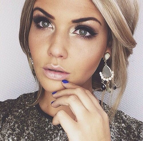Beautiful ideas for your prom dance makeup