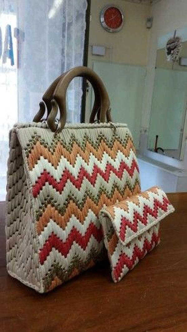 Забытая техника «барджелло», или Безграничные возможности флорентийской вышивки - Ярмарка Мастеров - ручная работа, handmade