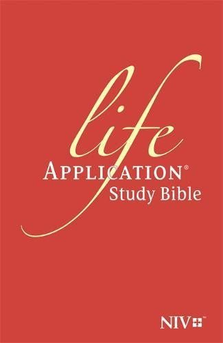 From 28.96 Niv Life Application Study Bible (anglicised): Leather (new International Version)