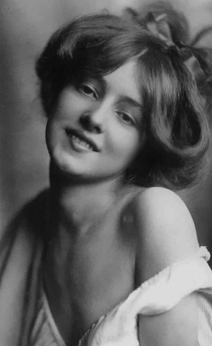 Портрет Эвелин Несбит (1884-1967)