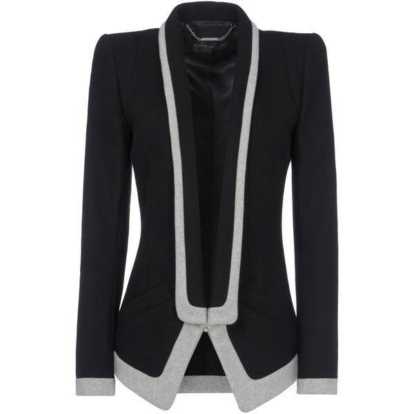 BARBARA BUI Blazer ($1,215) ❤ liked on Polyvore