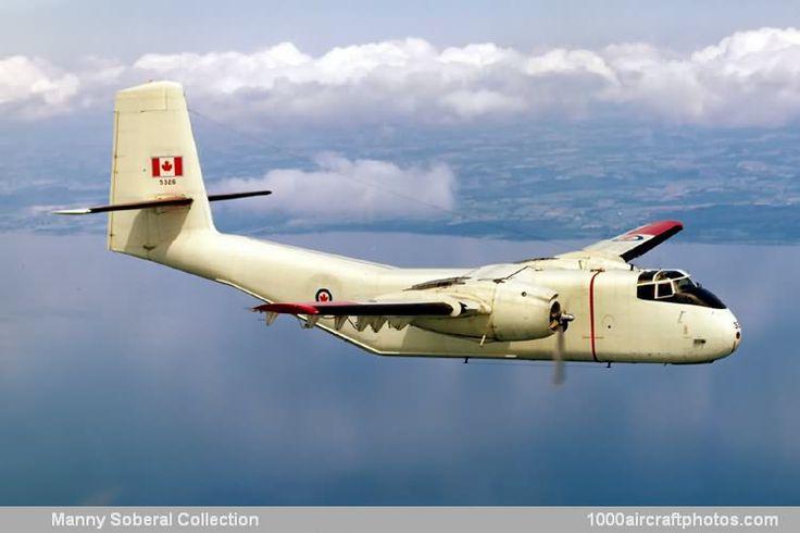 1958 deHavilland Canada DHC-4 CC-108 'Caribou' Mk.IB