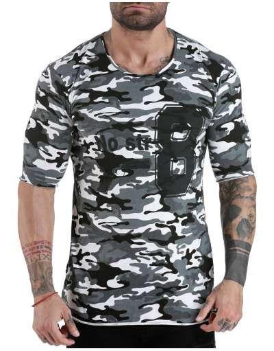 ΝΕΕΣ ΑΦΙΞΕΙΣ :: T-shirt Camo New Age - OEM