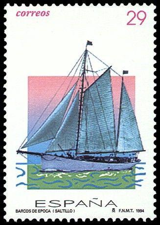 Velas del barco