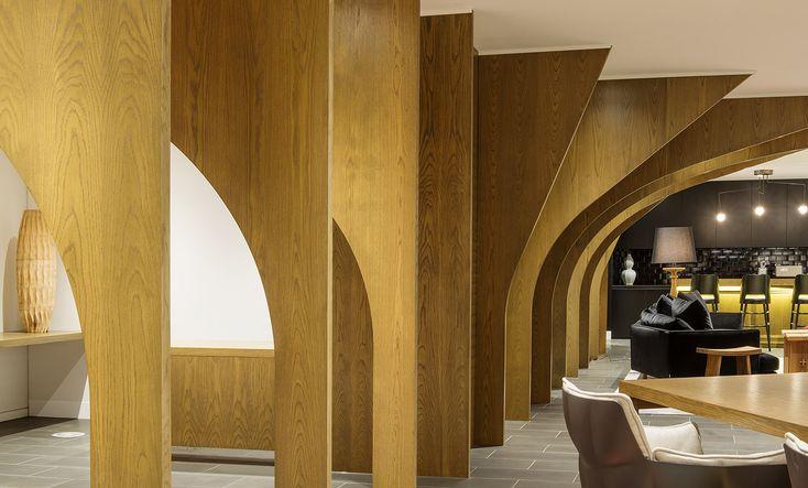 Egon Zehnder | Commercial | Workplace | Melbourne Architecture & Interior Design photographed by John Best