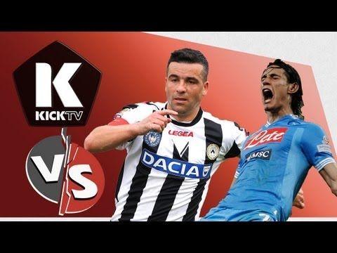 ANTONIO Di NATALE vs EDINSON CAVANI: Who's the Best Striker in Serie A?