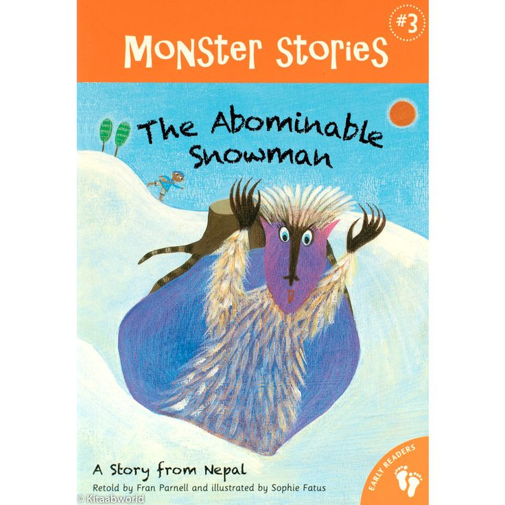 The Abominable Snowman: A Story from Nepal