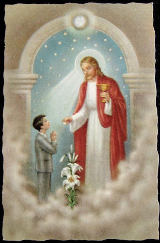 Boy's First Communion