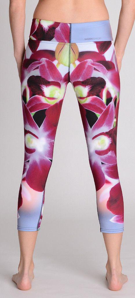 Orchid Leggings from Werkshop