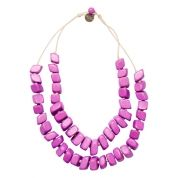 eb&ive layered necklace lollipop