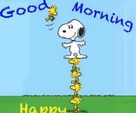 Good Morning Saturday Snoopy Quote