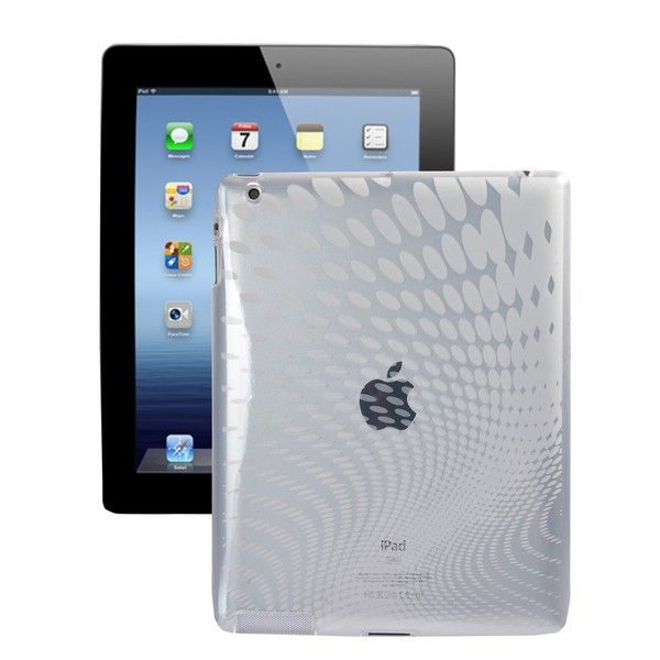 Electron Wave Ver. II (Hvit) iPad 3 Deksel