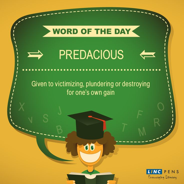 #Word of the #Day