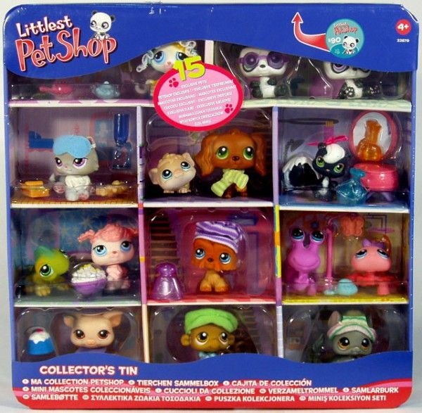 Nicole`s LPS blog - Littlest Pet Shop: Sets (big)