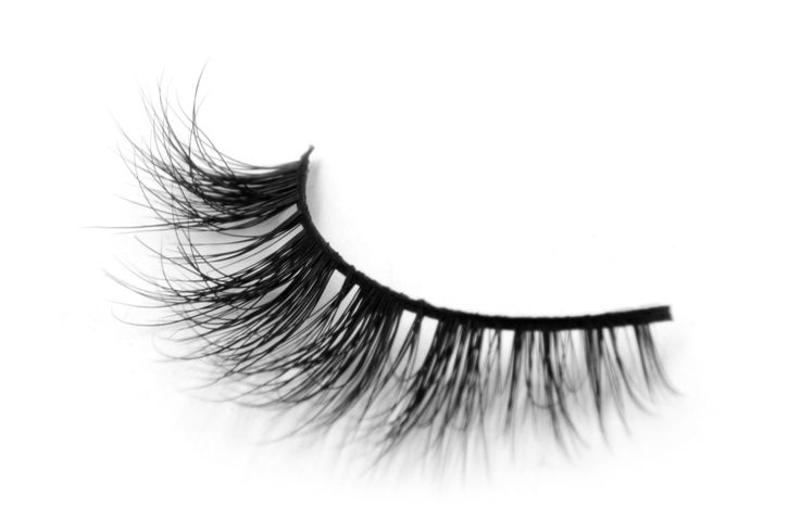 """3D Mink Glam: Our """"Creamsicle"""" Lash"""