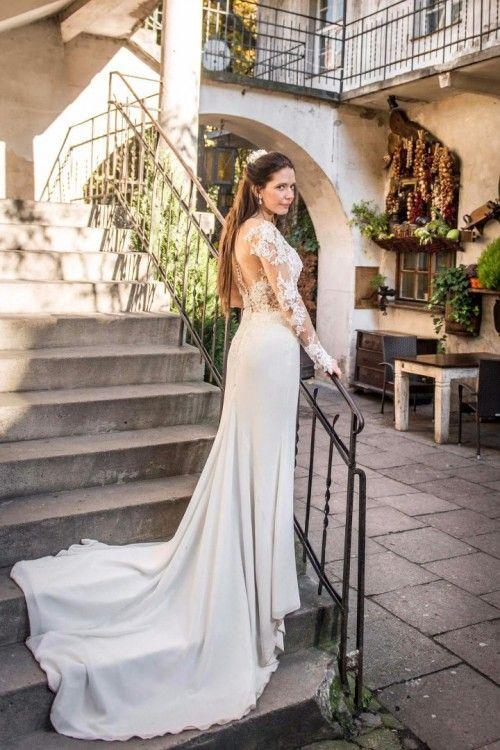 1143273201 Suknie - Suknia ślubna kolekcja 2017 - 2 500