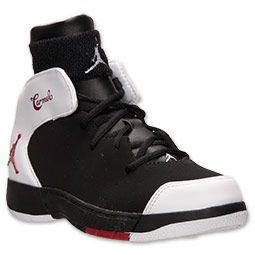 Boys' Preschool Jordan Melo 1.5 Basketball Shoes | FinishLine.com | Black/ Gym