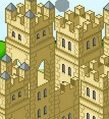 middeleeuwse stad