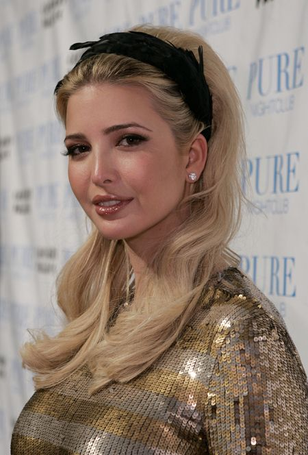Ivanka Trump: heiress, supermodel, businesswomen - Georgetown; Wharton, University of Pennsylvania    Read more: http://www.upi.com/News_Photos/gallery/25-Educated-Celebrities/5172/2#ixzz2Dr1ap34d