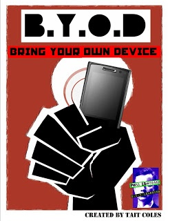 Glendas Assistive Technology Information and more...: BYOD = Bring Your Own Device
