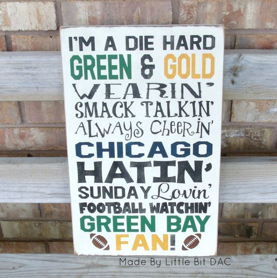 Show your team pride with these customizable signs  ****please send a message before purchasing a custom sign so I can make a custom listing for