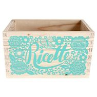 Menta-Ricette-Recipes-Cards-Wooden