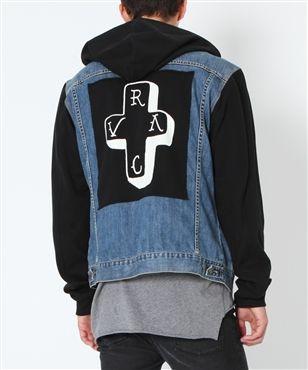 Cross jacket RCVA