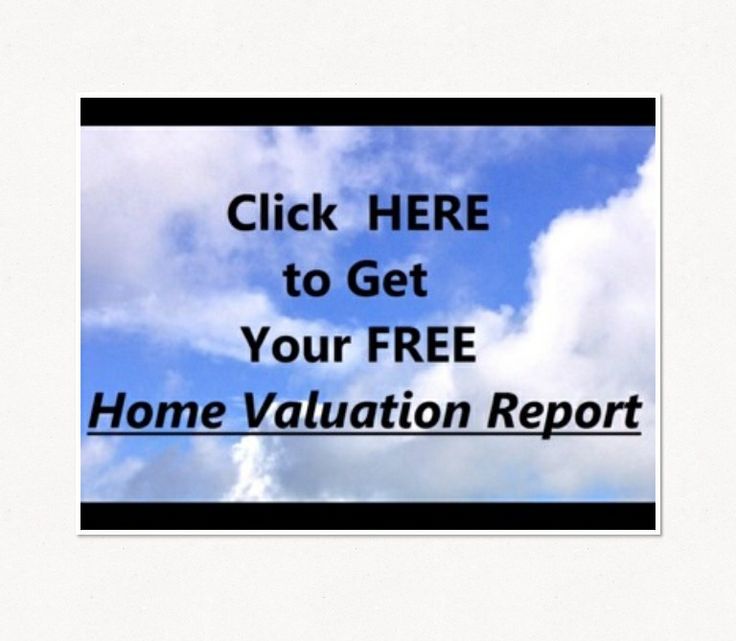 Get Your Free Home Valuation Report Delivered Right To Your Email