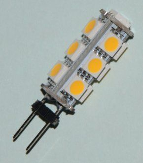 Buy eco-friendly #LED #G9 capsule with lifespan of 30000 hours from SLB online store. Visit Online: http://bit.ly/1hdy7td