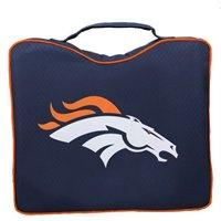 Denver Broncos Team Logo Bleacher Cushion