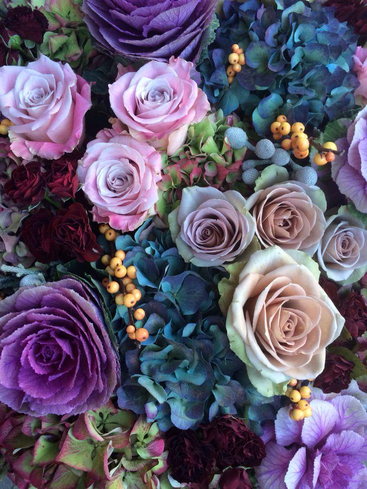 обычные картинки красивых цветов неделю улицах столицы