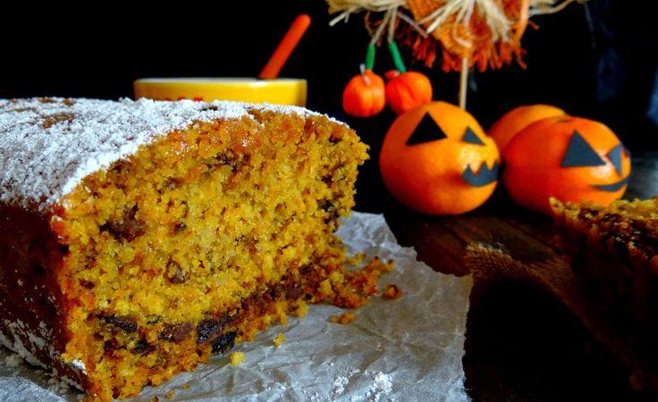 Varomeando: Fiesta de Halloween: Cake de calabaza