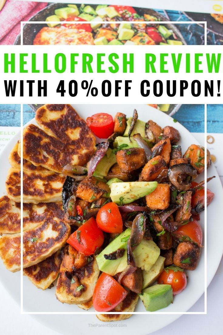HelloFresh Canada Review. Sick of boring suppers? Stuck in a rut? We tried HelloFresh, and got delicious, healthy meals delivered to our door. Here's our honest review of our three HelloFresh Recipes. #dinner #dinnerrecipes #dinnerideas HelloFresh Canada | HelloFresh vegetarian | HelloFresh meals | HelloFresh boxes | food subscription box