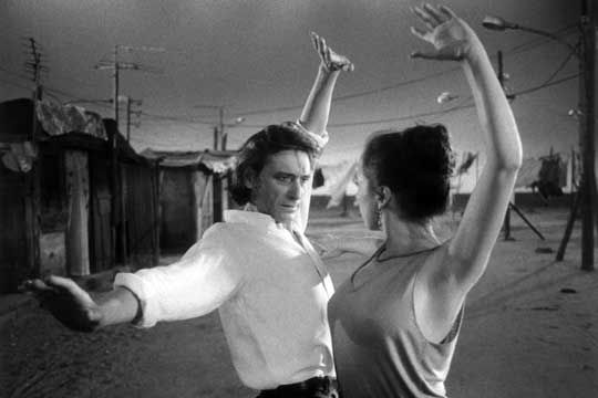 Antonio Gades and Cristina Hoyos in Amor Brujo.