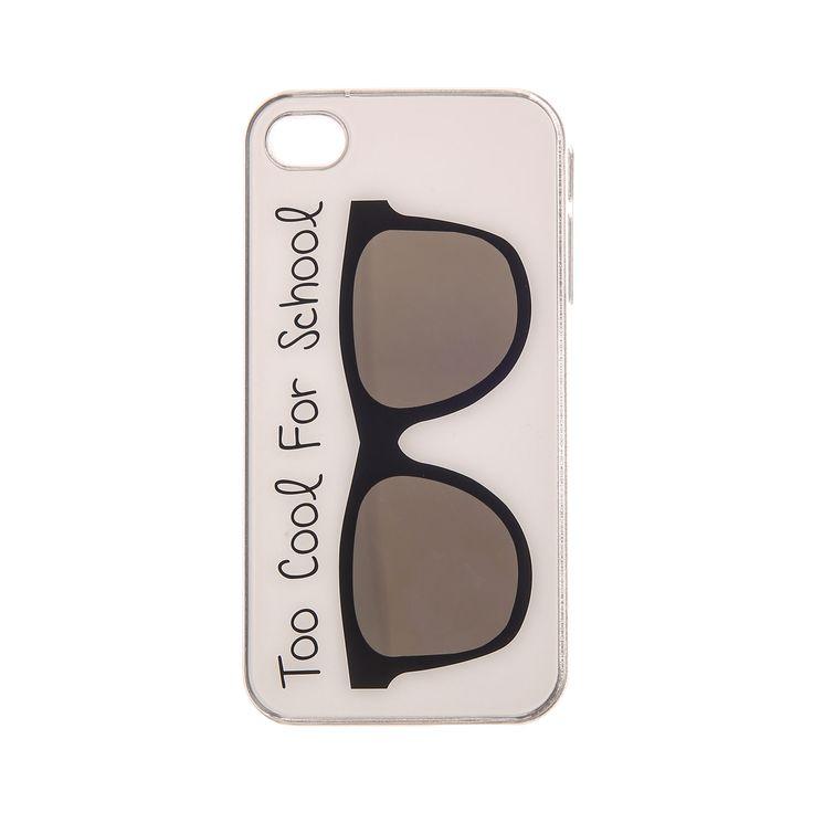 Coque de portable verres effet miroir iphones 4 4s for Effet miroir photo iphone