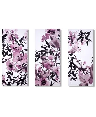 Kyoto Cherry Blossom Canvas Art by Monsoon  I want this for our room!!!